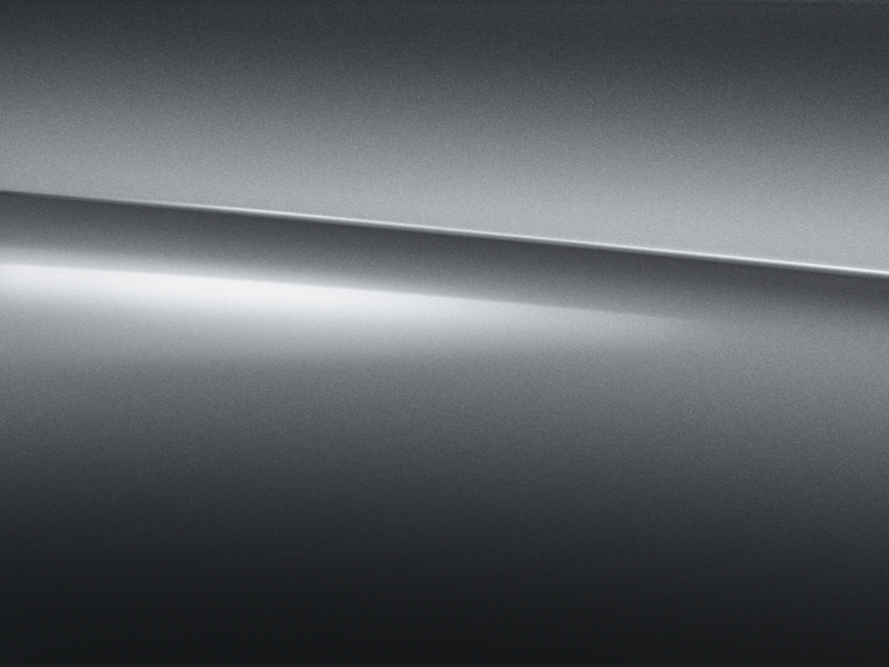 Vue de trois quarts de profil de la Mercedes-Benz GLS avec la peinture Métallisé Gris Sélénite