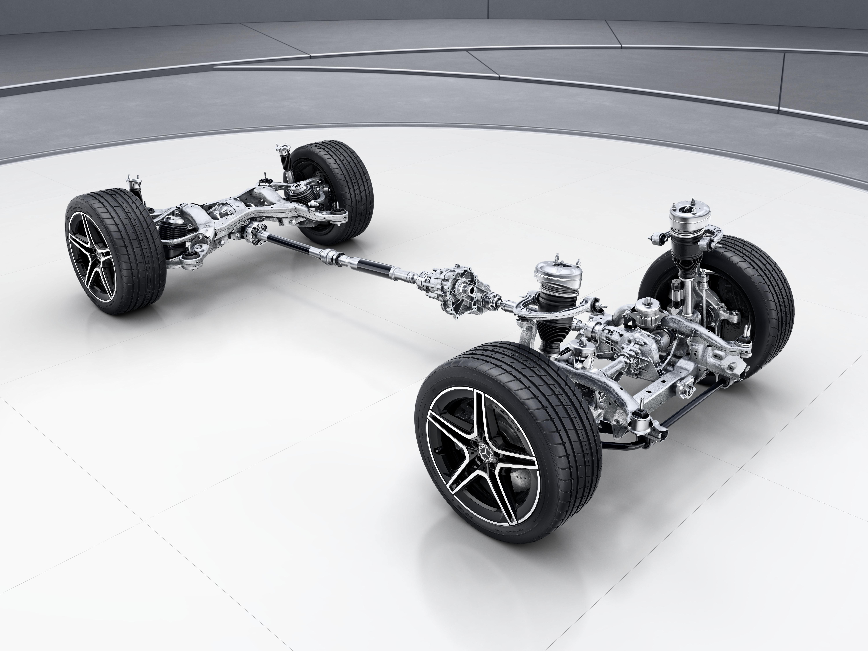 Mercedes GLS Finition Luxury