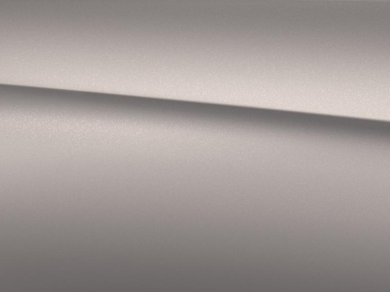 Vue de trois quarts de profil de la Mercedes-Benz classe G avec la Peinture magno - Gris manganite magno G manufaktur
