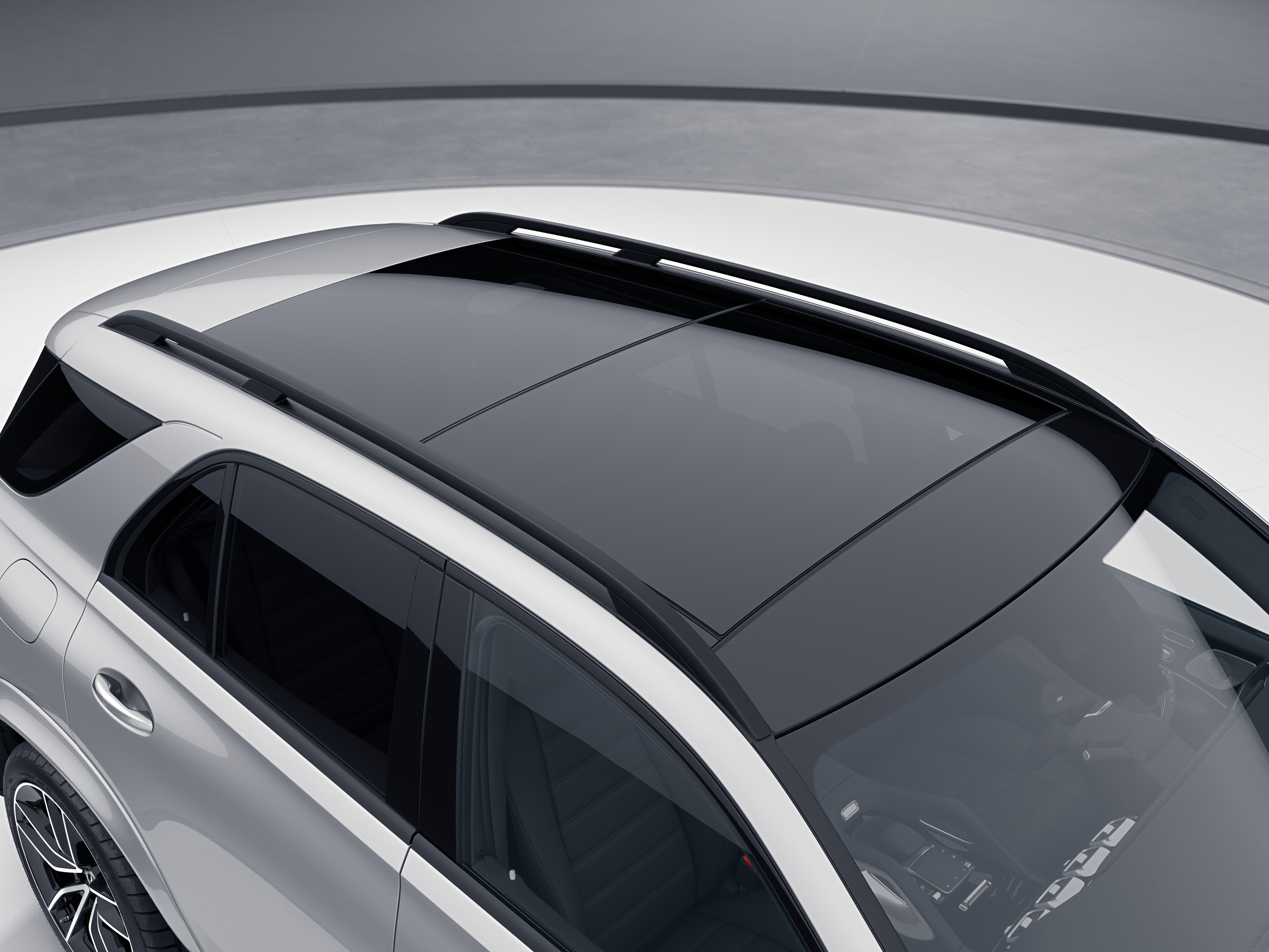 Toit ouvrant panoramique de la Mercedes GLE Finition AMG Line