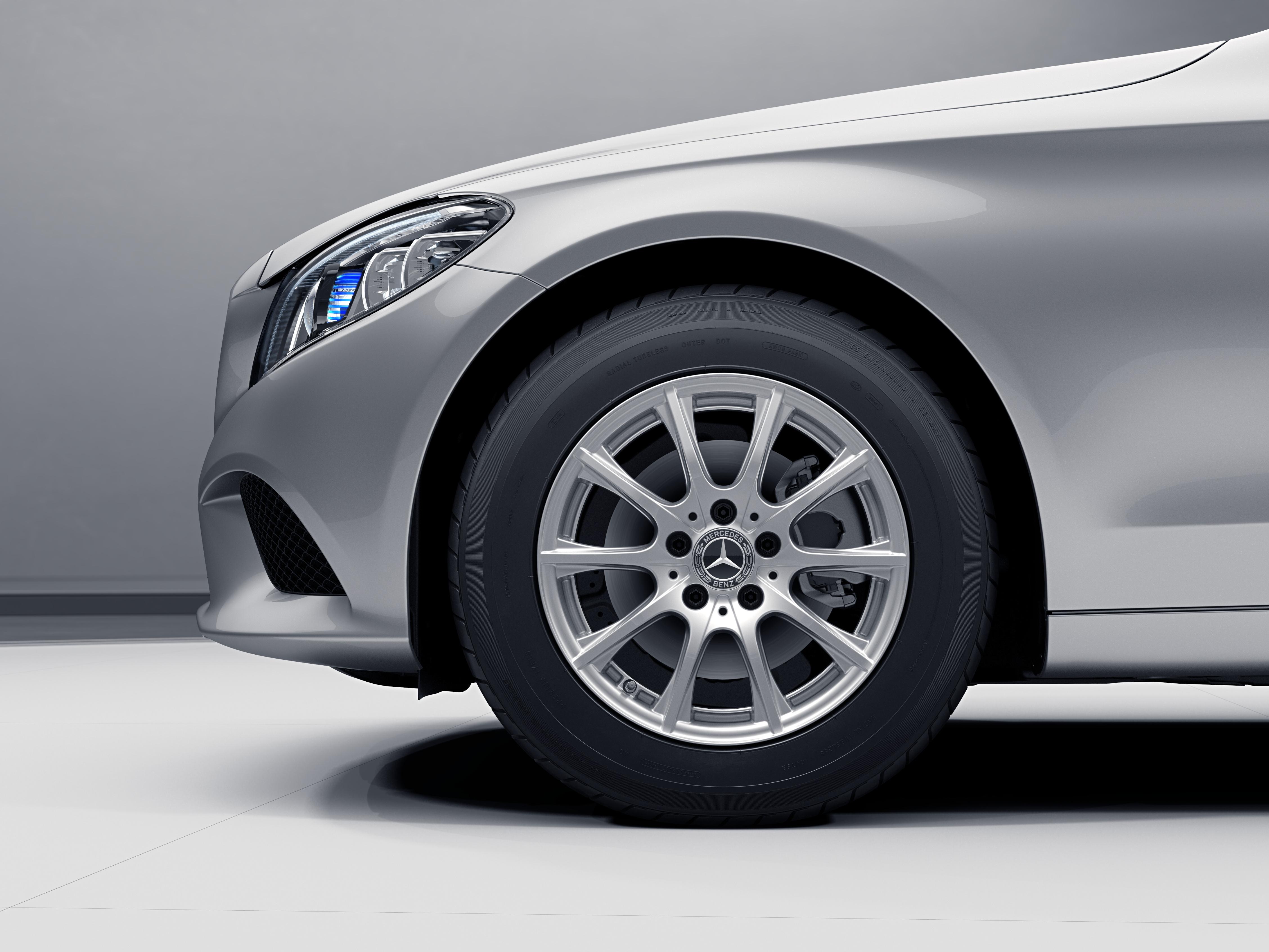 Jantes de la Mercedes-Benz Classe C Berline Finition Business
