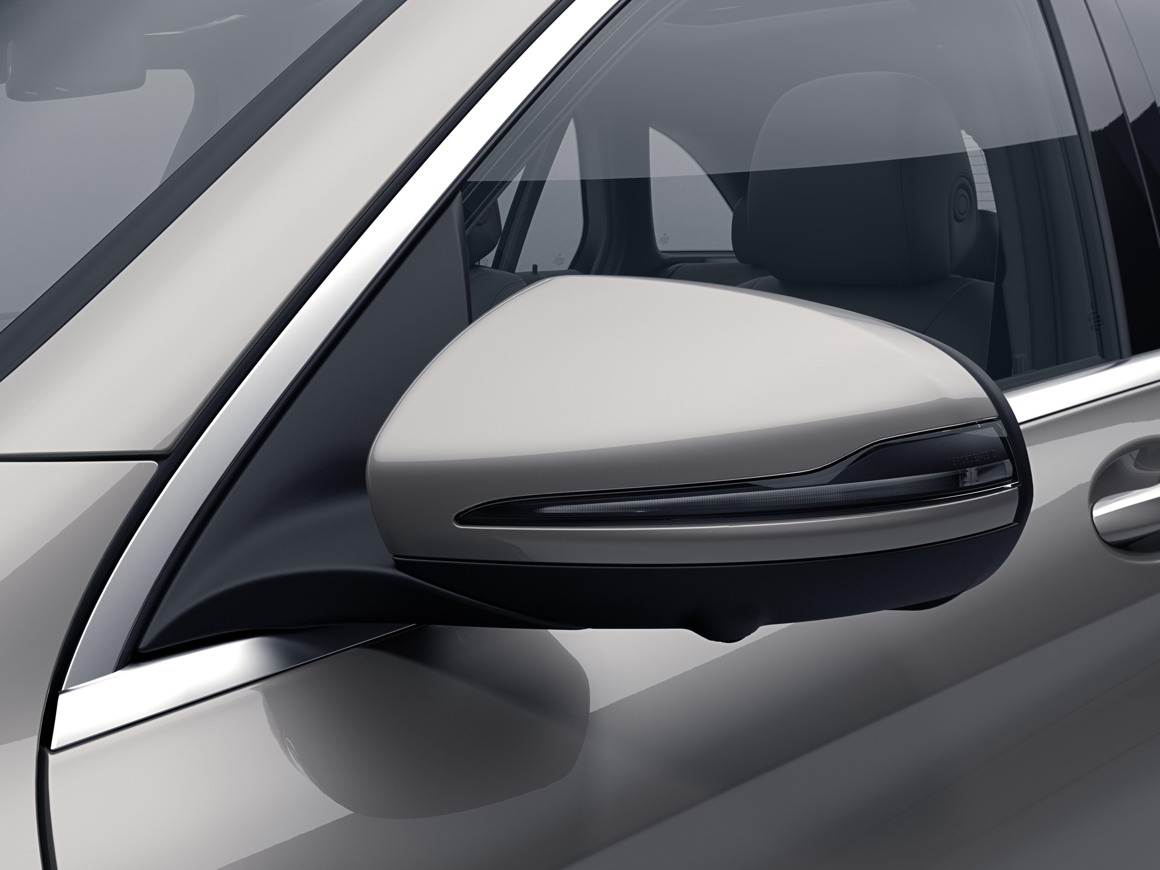 Rétroviseur de la Mercedes-Benz GLC Finition 4 Matic Dynamic