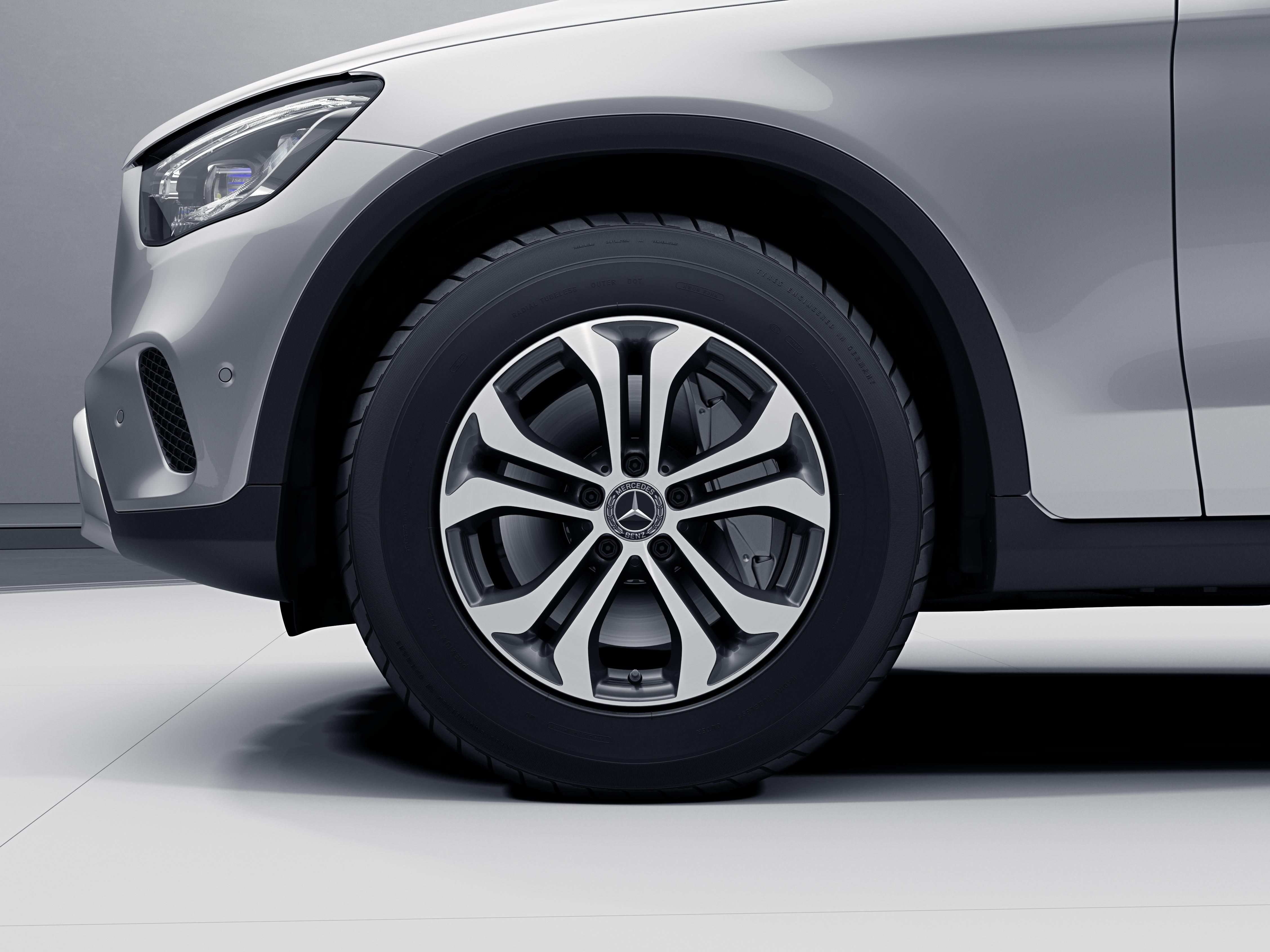Jantes de la Mercedes-Benz GLC Finition Dynamic