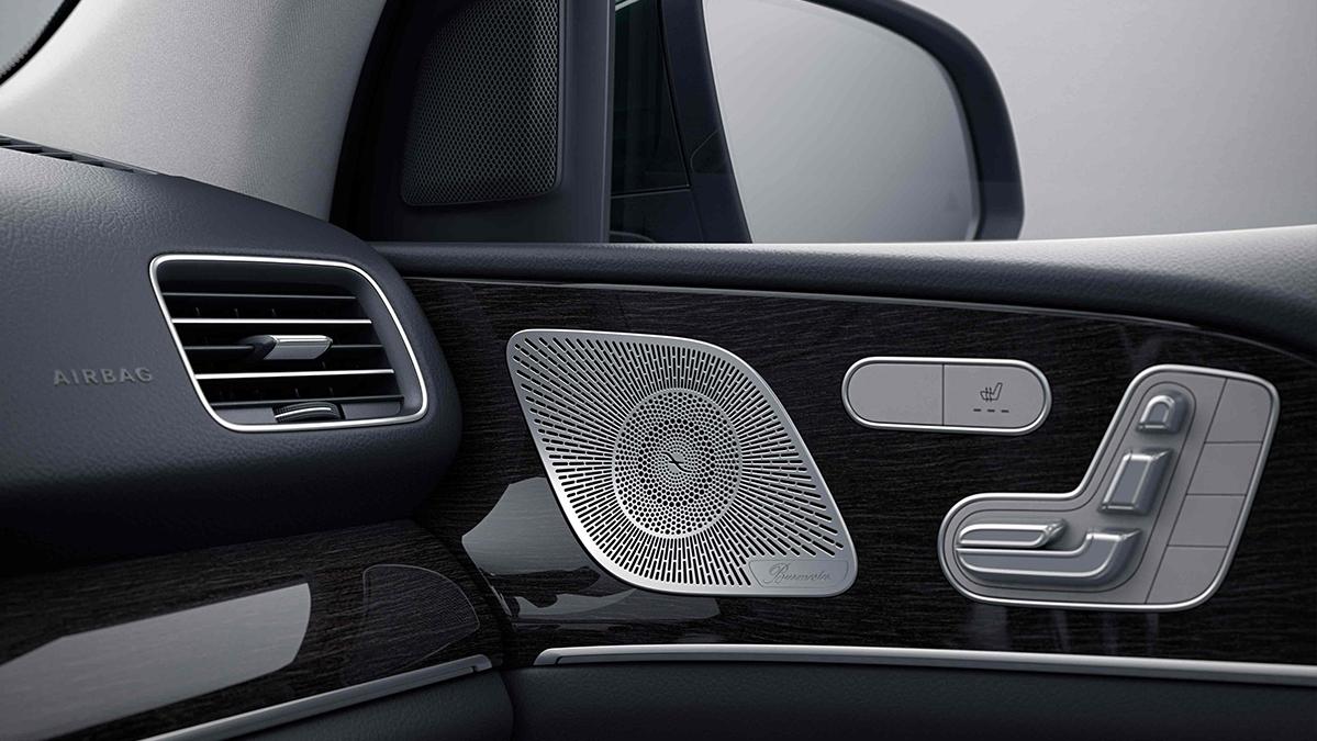 Sonorisation de la Mercedes GLE Coupé - Finition AMG Line