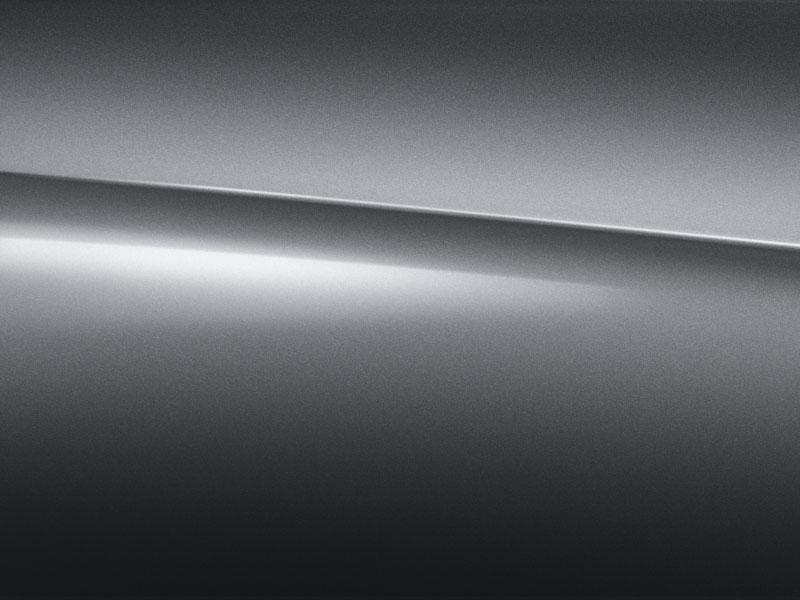 Extérieur de la Mercedes GLE Coupé - Peinture métallisée gris sélénite