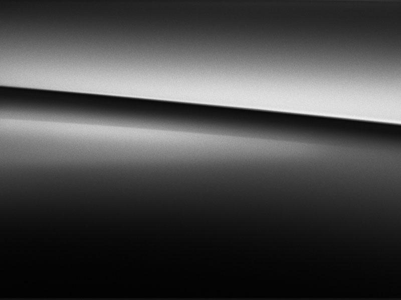 Extérieur de la Mercedes GLE Coupé - Peinture métallisée noir obsidienne