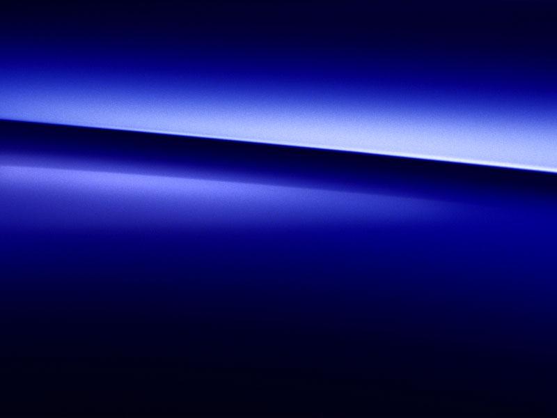 Extérieur de la Mercedes GLE Coupé - Peinture métallisée bleu brillant