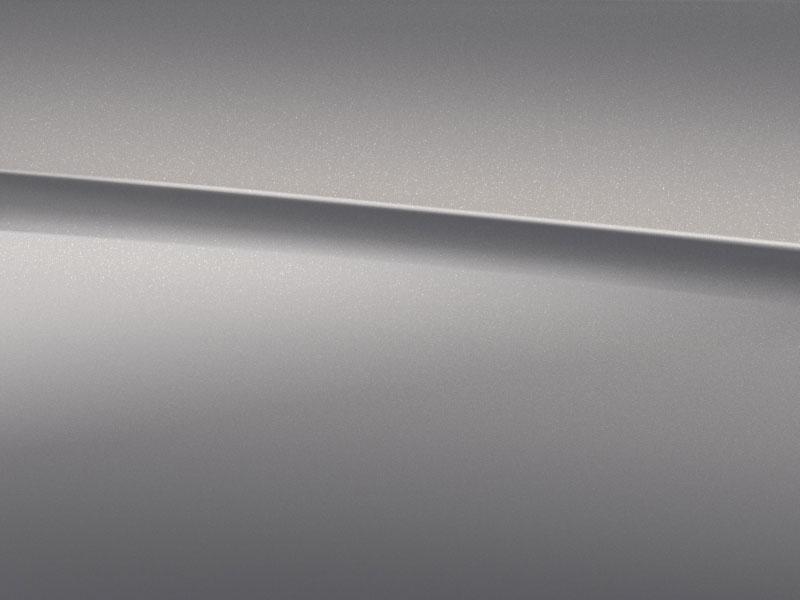 Extérieur de la Mercedes GLE Coupé - Peinture métallisée argent Mojave