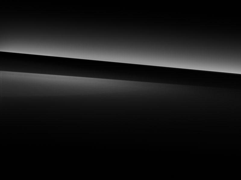 Extérieur de la Mercedes GLE Coupé - Peinture standard noir